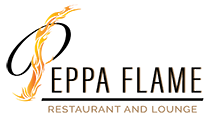 Peppa Flame Restaurant | Baltimore MD Logo